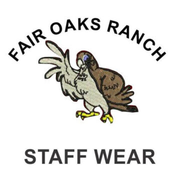 Fair Oaks Ranch ( Staff wear)